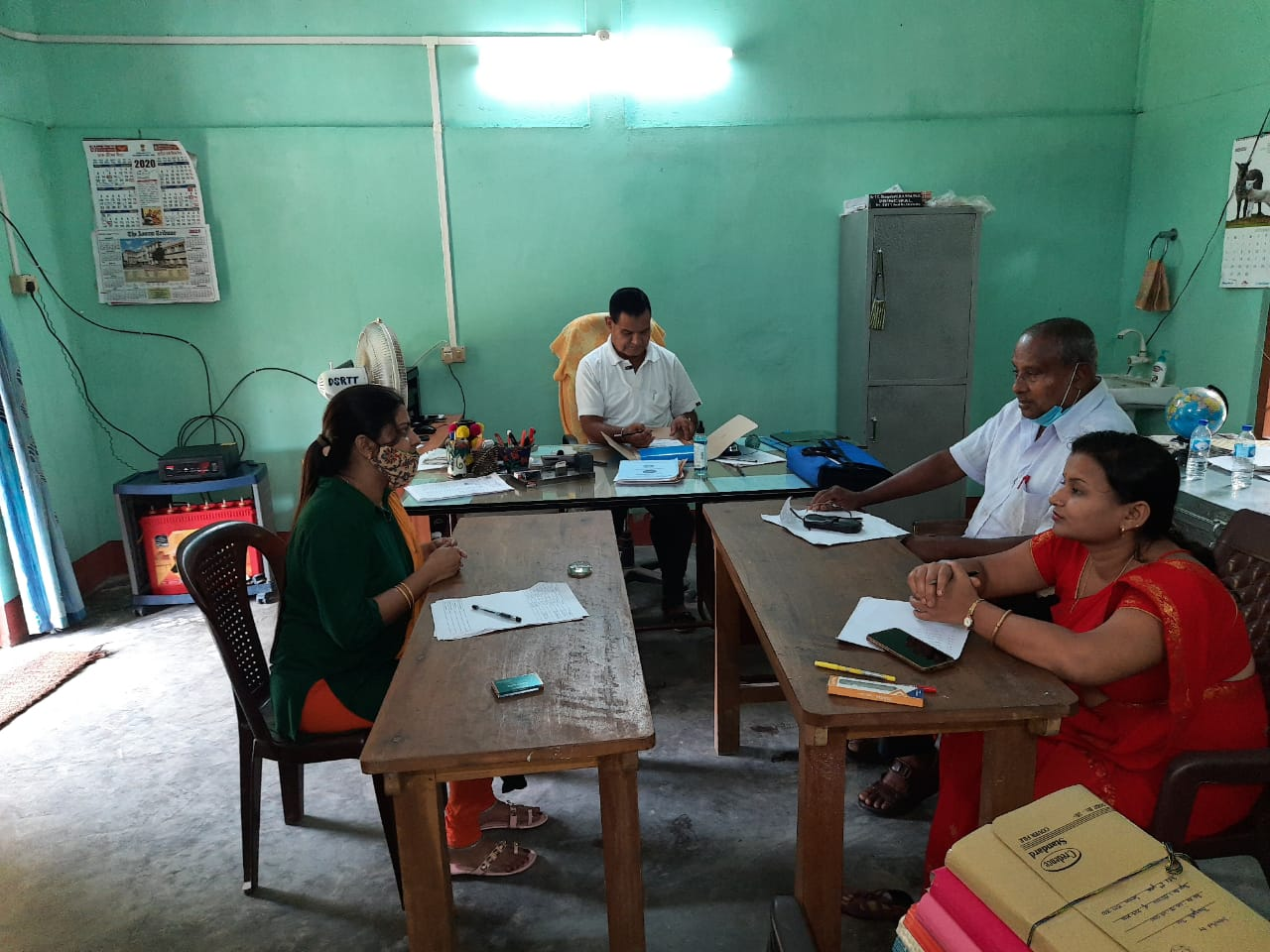 2nd Year Practical Exam, 25/8/21